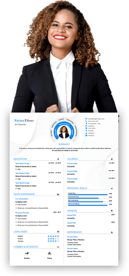 A resume that fits you